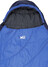 Millet Baikal 750 Regular Sleeping Bag sky diver/ultra blue